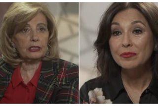"""María Teresa Campos tras la terrible entrevista con Isabel Gemio: """"¡Gilipollas!"""""""