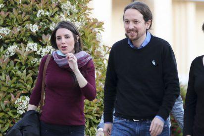 """Inda: """"Iglesias y Montero, ganando 150.000 €, no bajan el IVA de la luz y al pobre ciudadano, que le den"""""""
