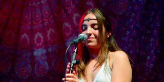 """Nerea Mafarki, en concierto """"La Fiesta de La Tierra"""""""