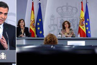 Moncloa se gasta 20.000 euros en maquilladora para salir guapos en TVE en plena pandemia y con la economía en ruina