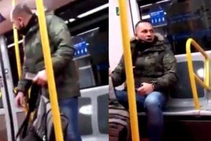 """El vergonzoso ataque racista en el Metro de Madrid a una mujer: """"Sudaca de mierda"""""""
