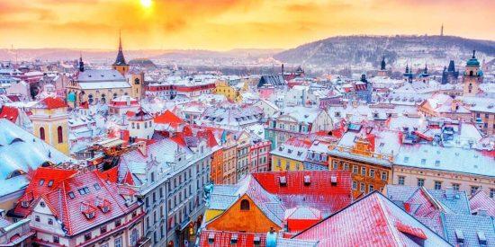 Ocho lugares de la República Checa donde descubrir la magia del invierno