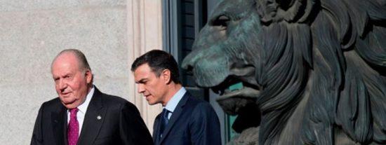 Una inesperada filtración sobre el Rey Juan Carlos pone en jaque al Gobierno de Sánchez