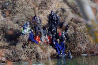 Encuentra el cadáver de la mujer de 40 años que desapareció en el río Duero