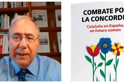 """Roberto Fernández: """"El patriotismo es el mejor antídoto contra el nacionalismo y el populismo"""""""