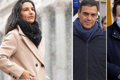 La certera campaña de VOX contra Sánchez e Iglesias por la feroz subida de la luz en plena ola de frío