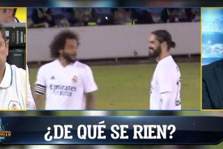 """Inclemente arranque de Pedrerol: """"Jugadores del Madrid, antes de la prórroga, riendo..."""""""