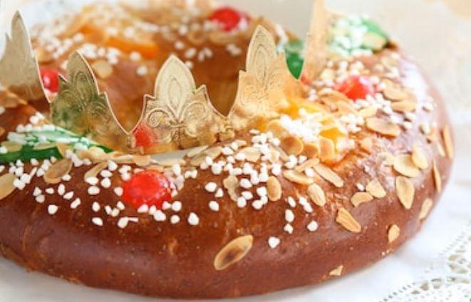 Receta de roscón de Reyes básico