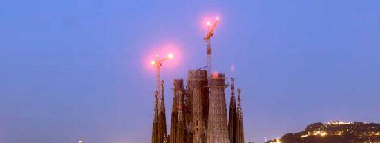 La Sagrada Familia, mejor monumento del mundo