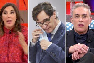 """El Quilombo / 'Rojos y maricones' al rescate de Sánchez: """"Illa siempre dice la verdad, a ver si aprenden otros"""""""