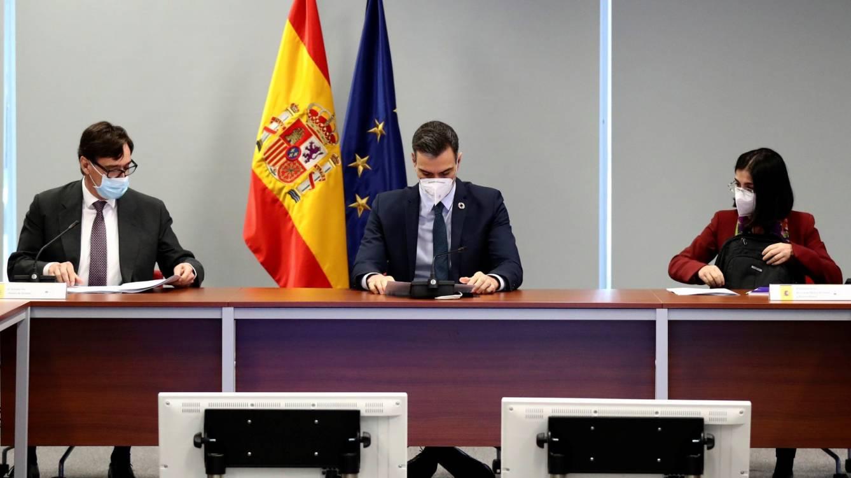 Sánchez, Iglesias y el virus 'consiguen' que el PIB español sufra el mayor desplome desde la Guerra Civil