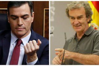 Jaleo en Moncloa: inesperada acción para forzar el cese inmediato de Fernando Simón