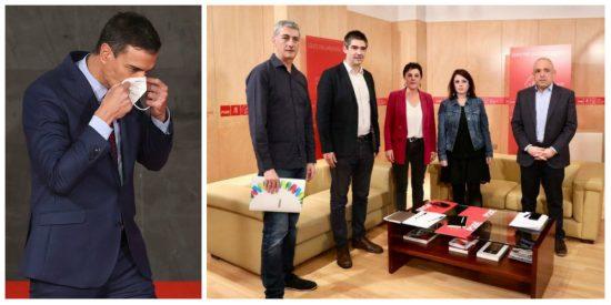 La interlocutora de EH Bildu con el PSOE muestra sus credenciales a Sánchez con su visita a 12 asesinos etarras