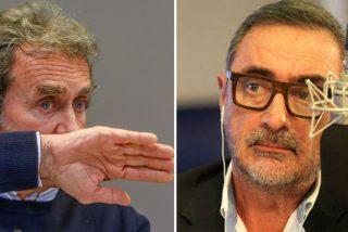 Herrera recupera la frase mítica del rey emérito para mandar a pastar a Fernando Simón