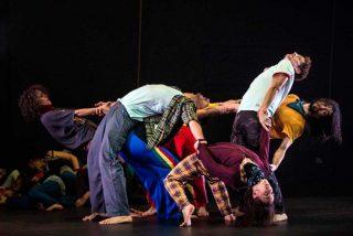"""Teatros del Canal/ """"Peep Box 350º- los soldados de franela"""", de Mey-Ling Bisogno Physical Theatre"""
