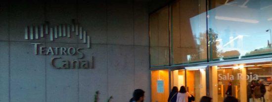 La Comunidad de Madrid mantiene cerrados al público los Teatros del Canal hasta el viernes 15 de enero