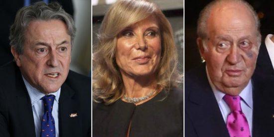 """Pilar Eyre airea un detalle escabroso del Rey Juan Carlos y Tertsch salta al cuello: """"Dais mucho asco"""""""