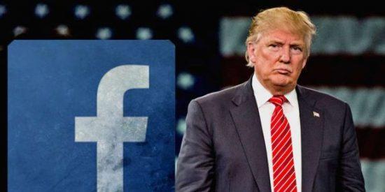 Facebook e Instagram retan a Donald Trump y suspenden las cuentas hasta el final de su mandato