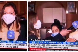 El programa de Cintora (TVE) veta, por llevar la bandera de España, al hombre que asistió en un parto