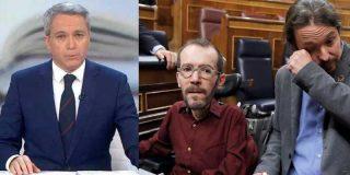 """Vicente Vallés desvela el bulo del Gobierno sobre el IVA de la luz y Echenique hace cortocircuito: """"Manipulador"""""""
