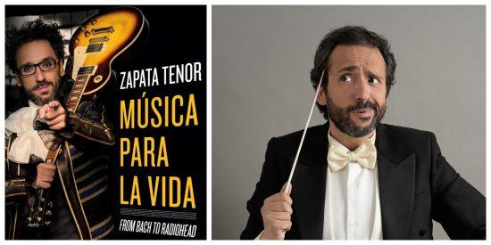 """José Manuel Zapata: """"Tan importantes han sido en mi vida los Rossini, Mozart, Puccini como los Perales, Alberto Cortez o Michael Bolton"""""""