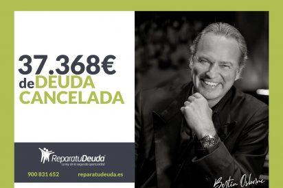 Repara tu Deuda cancela 37.368 € en Guadalajara (Castilla-La Mancha) con la Ley de Segunda Oportunidad