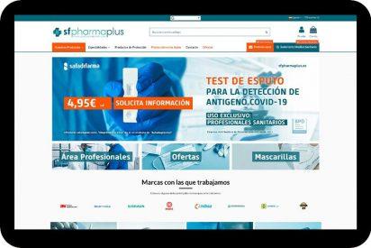 SafadiFarma pone a disposición de colectivos sanitarios los nuevos test rápidos de antígeno COVID19