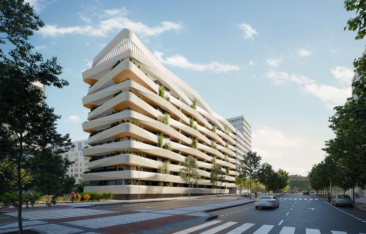 El build to rent aterriza en Madrid