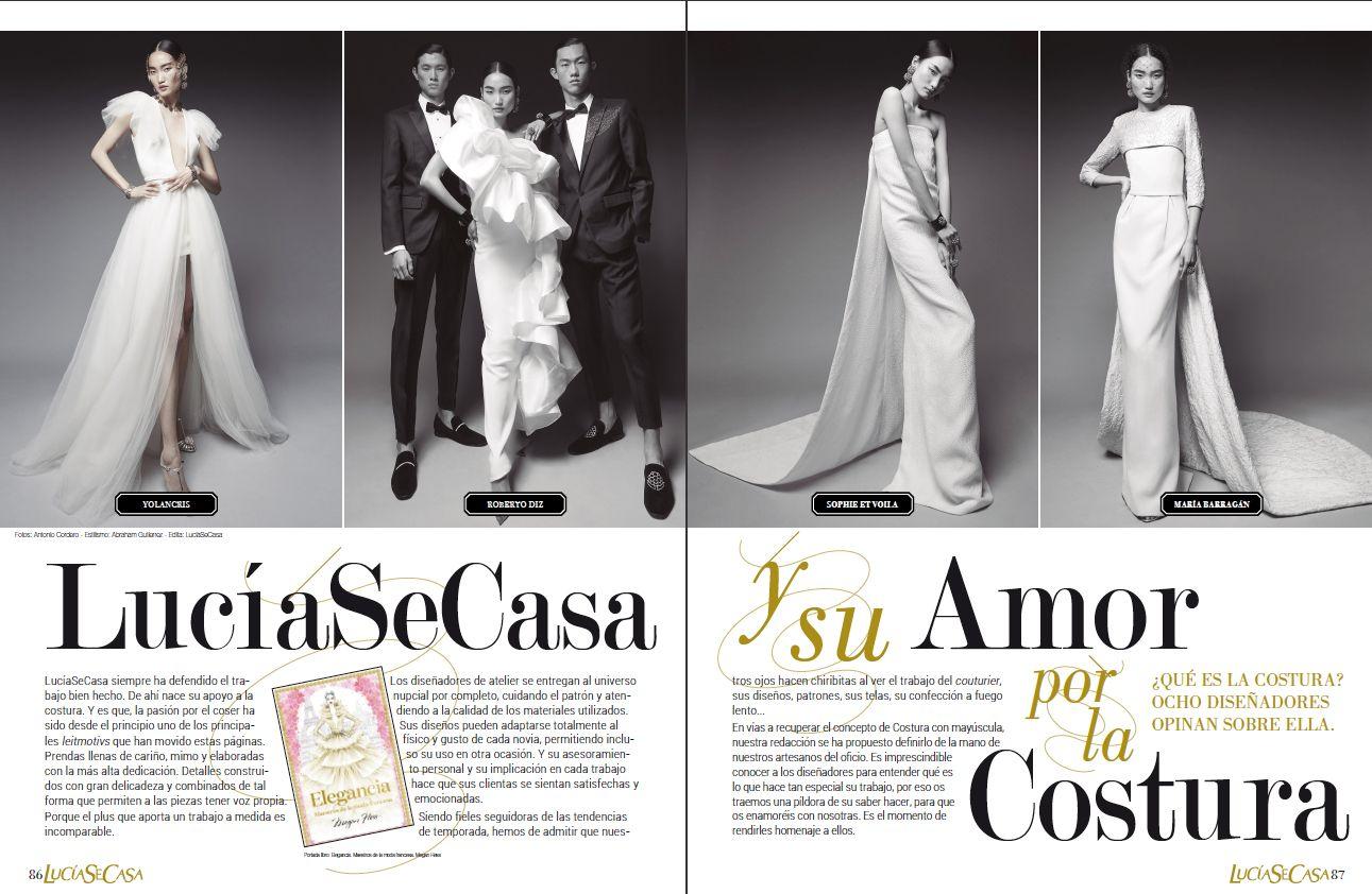 LucíaSeCasa presenta su nueva revista digital e interactiva