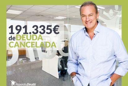 Repara tu Deuda Abogados cancela 191.335 € en Mataró (Barcelona) con la Ley de la Segunda Oportunidad