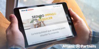 El seguro de Impago de Alquiler aumenta en un 110%, demanda que cubrirá el nuevo 'site' de Allianz Partners