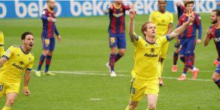 El Cádiz de Álex Fernández, hermano del madridista Nacho, revienta LaLiga al Barça de Messi