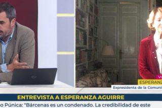 """Esperanza Aguirre desmonta el plan de Cué (El País) de condenarla ya: """"¿Pero qué Carlos eres? No has dicho ni una sola verdad"""""""