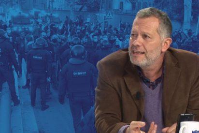"""Asís Timermans: """"En Cataluña no hay democracia, lo que hay es un estado de terror"""""""