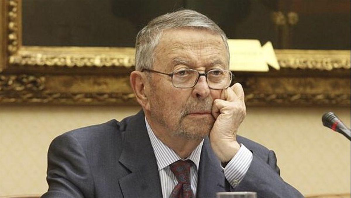 Muere Alberto Oliart, ministro de Defensa de España entre 1977 y 1982