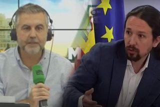 """Alsina pulveriza a Iglesias: """"No se le critica por opinar, es por mentir... lo demás es quincalla argumental"""""""