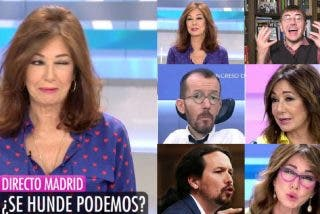 Podemos tiene una plataforma en Change.org exigiendo a Vasile que despida a Ana Rosa Quintana de Telecinco