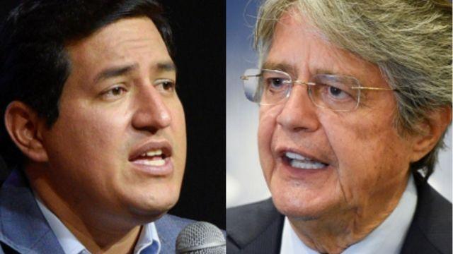 Ecuador: el izquierdista Arauz y el derechista Lasso pasan a la segunda vuelta de las elecciones presidenciales