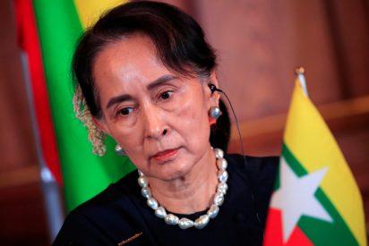 Golpe de Estado: el Ejército detiene a la premio Nobel Aung San Suu Kyi y toma el poder en Birmania