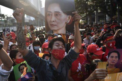 """EEUU amenaza a los golpistas de Birmania: """"Habrá acciones contra los responsables"""""""