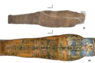 La técnica 'low cost' de los antiguos egipcios para cubrir a sus momias