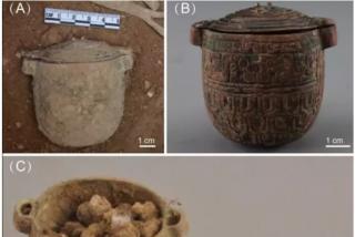 Un grupo de arqueólogos chinos encuentra crema facial de 2.700 años de antigüedad