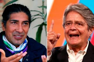 Tensión máxima en el  ballotage en Ecuador: 26.000 votos separan a Yaku Pérez y Guillermo Lasso
