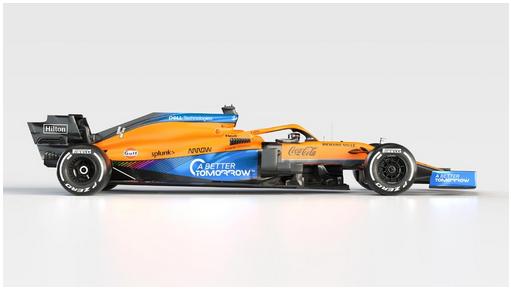 McLaren, el primer equipo de la Fórmula 1 en presentar su auto para el Mundial 2021