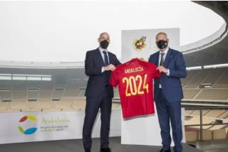 La Cartuja se convierte en la sede principal del fútbol español hasta 2024