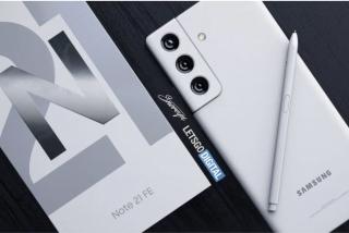 Samsung Galaxy Note 21, su diseño tan esperado al descubierto