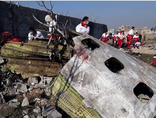 La ONU acusa directamente a Irán de violar DDHH por derribar el avión ucraniano en Teherán