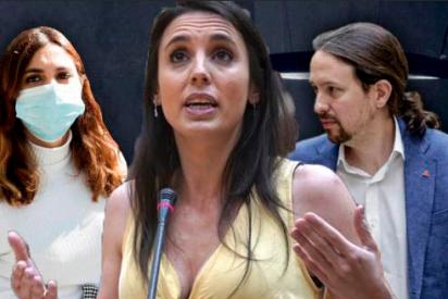 ¿La venganza de Montero contra Iglesias y Bousselham?: Igualdad endurecerá la pena por espiar el móvil de una mujer