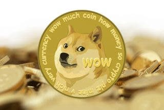 La criptomoneda Dogecoin (Top 10) se dispara un 120% esta semana