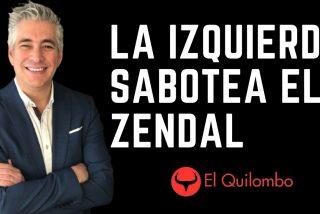El Quilombo / El demencial sabotaje del Zendal refleja la enfermedad ideológica de la izquierda